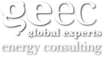 Geec global experts energy consulting logo